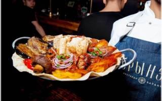 10 лучших кафе и ресторанов Анапы – рейтинг 2020