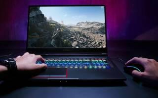 20 лучших игровых ноутбуков — рейтинг 2020