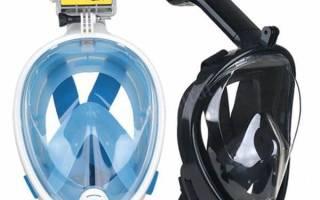 10 лучших масок для плавания с АлиЭкспресс – рейтинг 2020