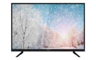 5 лучших телевизоров DEXP — рейтинг 2020