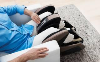 15 лучших массажеров для ног – рейтинг 2020