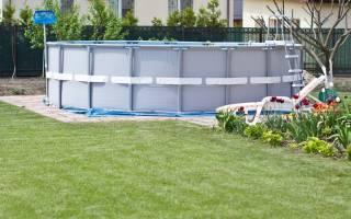 16 лучших бассейнов для дачи — рейтинг 2020