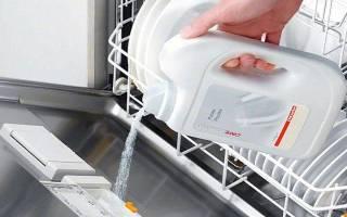20 лучших средств для мытья посуды — рейтинг 2020