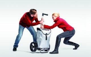 10 лучших хозяйственных сумок-тележек — рейтинг 2020