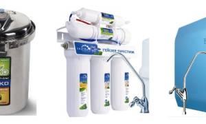 15 лучших фильтров для воды с АлиЭкспресс – рейтинг 2020