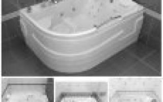 10 лучших фирм акриловых ванн – рейтинг 2020
