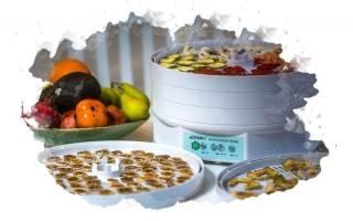 12 лучших сушилок для фруктов и овощей — рейтинг 2020