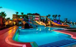 10 лучших отелей Турции с аквапарком – рейтинг (Топ-10)