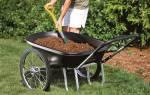 10 лучших садовых и строительных тачек — рейтинг 2020