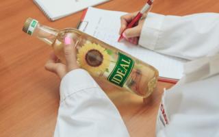 10 лучших марок подсолнечного масла – рейтинг 2020