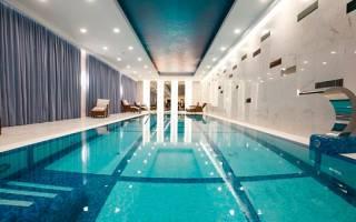 10 лучших отелей Москвы со СПА-центром – рейтинг 2020