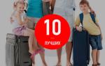 10 лучших детских чемоданов на колесиках — рейтинг 2020