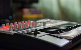 10 лучших миди — клавиатур – рейтинг 2020