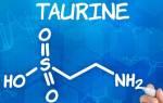 5 лучших добавок с таурином на Айхерб — рейтинг 2020
