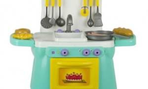 10 лучших детских кухонь – рейтинг 2020