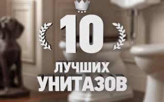 10 лучших фирм унитазов — рейтинг 2020