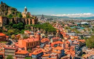10 лучших отелей Тбилиси — рейтинг 2020