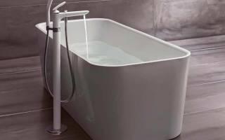 Как выбрать смеситель для ванны – 10 лучших советов
