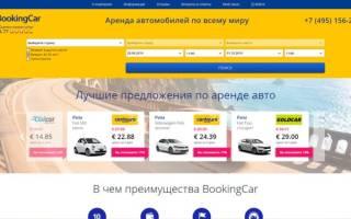 10 лучших фирм проката авто в Москве — рейтинг 2020