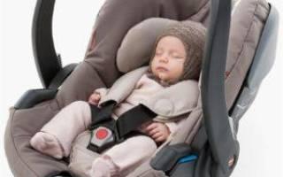 15 лучших автолюлек для новорожденных – рейтинг 2020