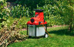 15 лучших садовых измельчителей – рейтинг 2020