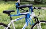 15 лучших велокресел – рейтинг 2020