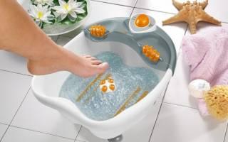 10 лучших гидромассажных ванночек для ног – рейтинг 2020