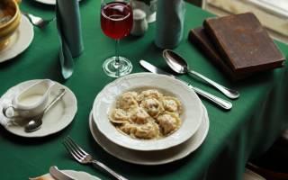 10 лучших ресторанов русской кухни в Москве — рейтинг (ТОП-10)