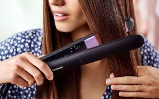 5 лучших ультразвуковых утюжков для волос — рейтинг 2020