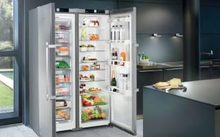 10 лучших холодильников Side-by-Side — рейтинг 2020