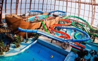 10 лучших аквапарков России — рейтинг 2020