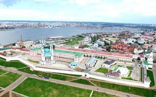 5 лучших районов Казани для проживания — рейтинг 2020
